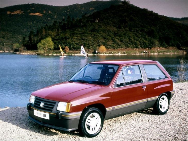Ford Fiesta Hatchback >> Vauxhall Nova - Classic Car Review | Honest John