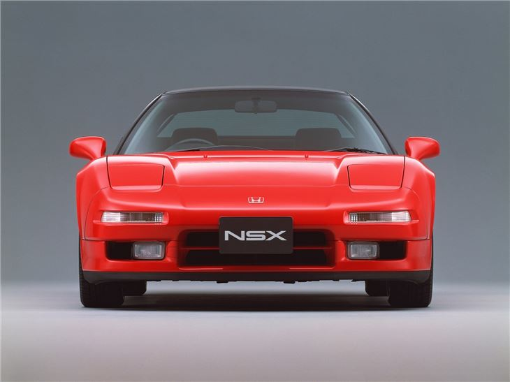 honda nsx classic car review honest john. Black Bedroom Furniture Sets. Home Design Ideas