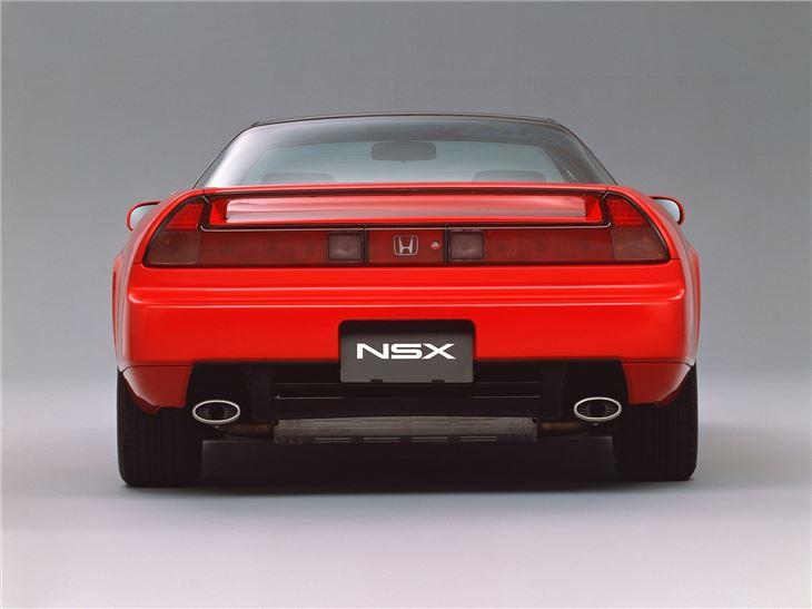 Honda Nsx Classic Car Review Honest John