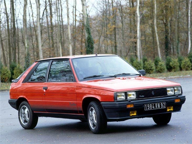 Renault 911 Turbo Classic Car Review Honest John