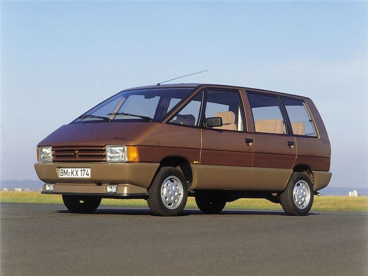 renault espace classic car review honest john. Black Bedroom Furniture Sets. Home Design Ideas