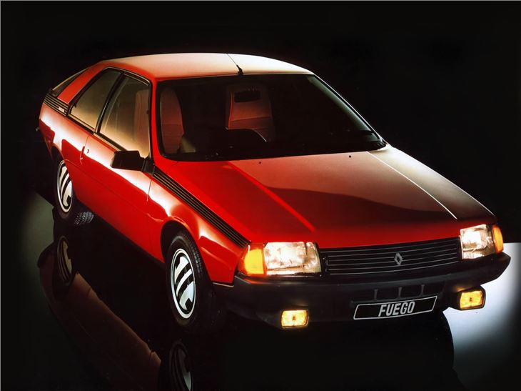 Renault Fuego Classic Car Review Honest John