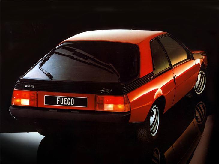 Top 5 Fastest Cars >> Renault Fuego - Classic Car Review   Honest John