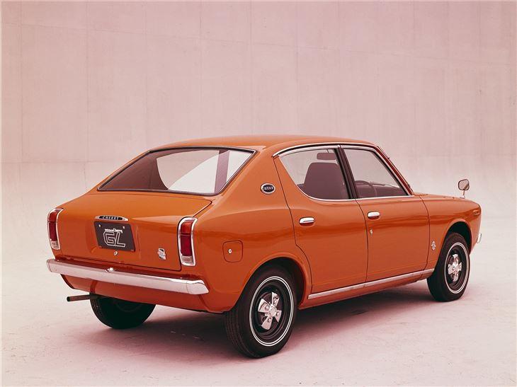 Nissan Cherry E10/F10 - Classic Car Review | Honest John