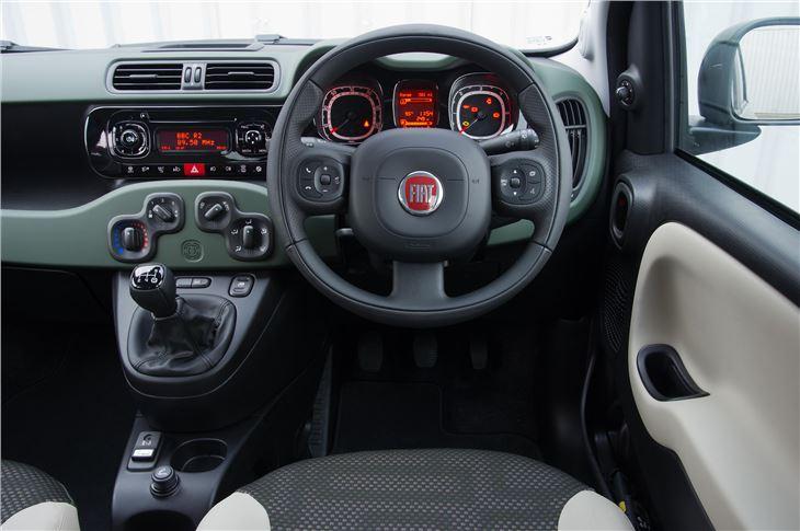 Fiat 500 Dimensions >> FIAT Panda 4x4 2012 - Car Review - Interior | Honest John