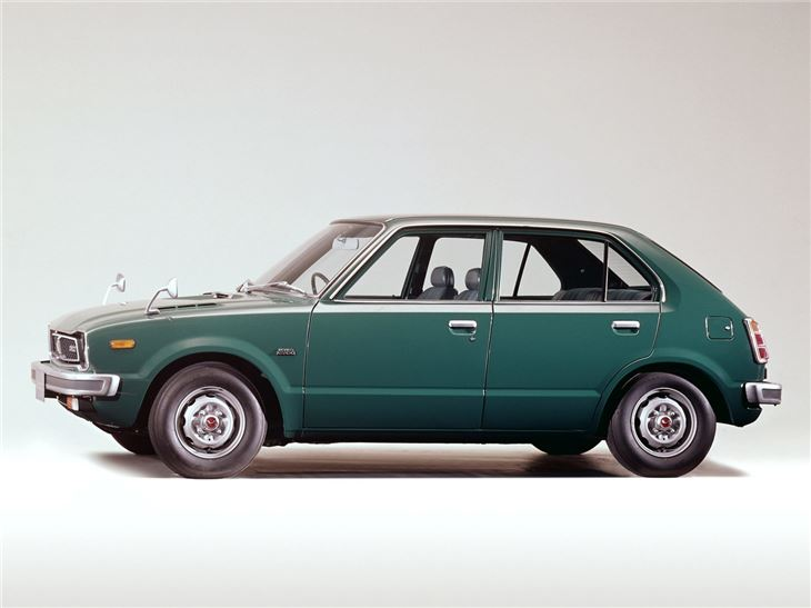 Honda Civic Mk1 - Classic Car Review | Honest John