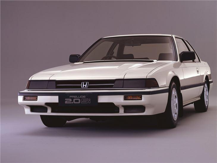 Honda Prelude Mk2 - Classic Car Review   Honest John