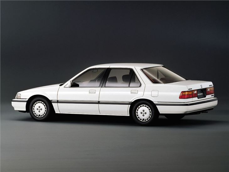 Honda Accord Mk3 Classic Car Review Honest John