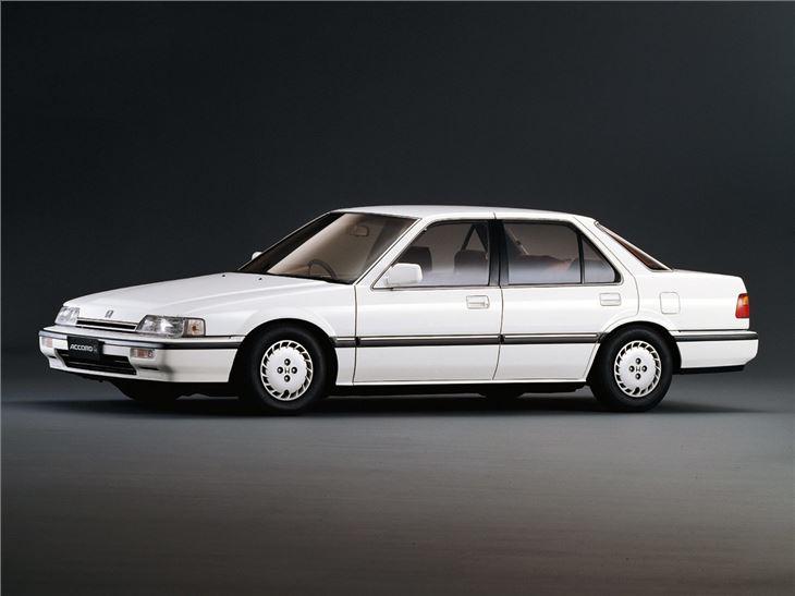 Honda Accord Mk3 Classic Car Review Honest John