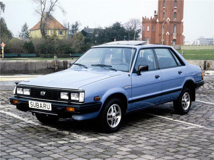 Subaru L Series Leone Mk2 Classic Car Review Honest John