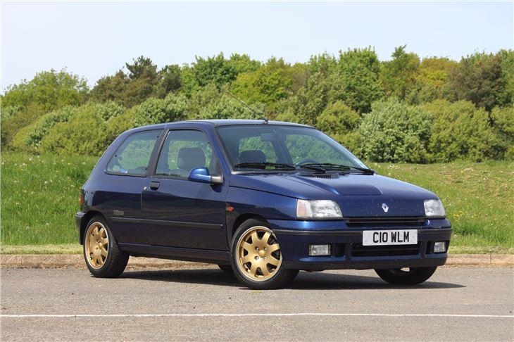 1993 Renault Clio Williams