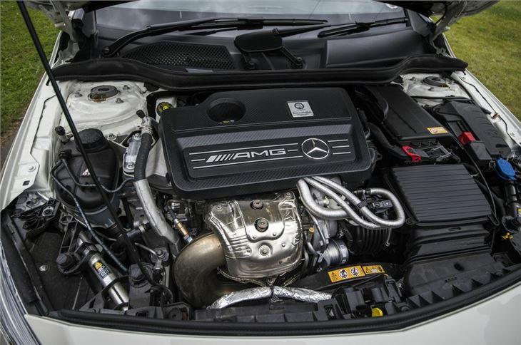Mercedes Benz A Amg Engine on Range Rover Engine