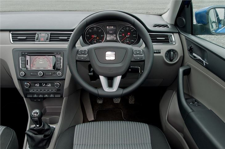 SEAT Toledo 2012 - Car Review - Interior | Honest John