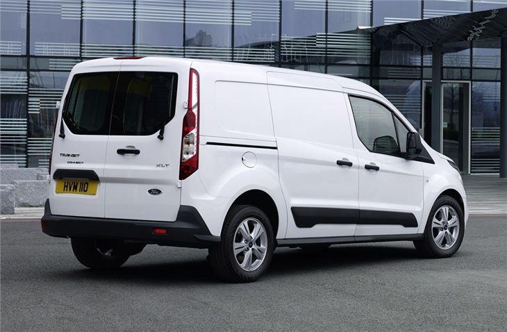 Ford Transit Connect 2014 Van Review Honest John