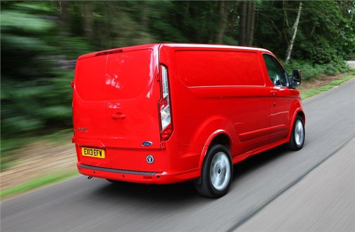 Ford Transit Custom Sportvan Honest John