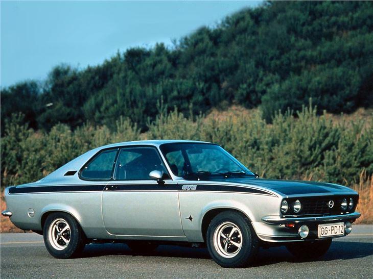 Opel manta a classic car review honest john - Opel manta berlinetta coupe ...