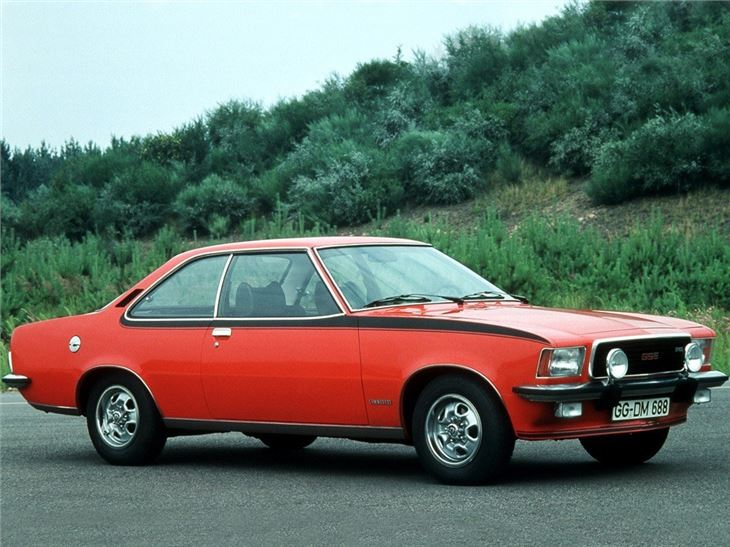 opel commodore b classic car review honest john. Black Bedroom Furniture Sets. Home Design Ideas