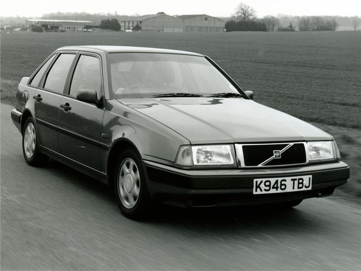 Volvo 440/460 - Classic Car Review | Honest John