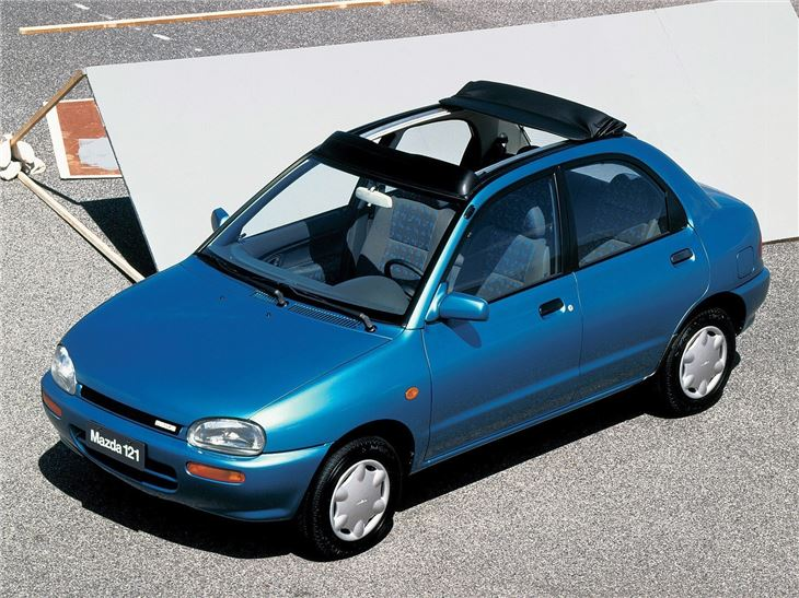 mazda  db classic car review honest john