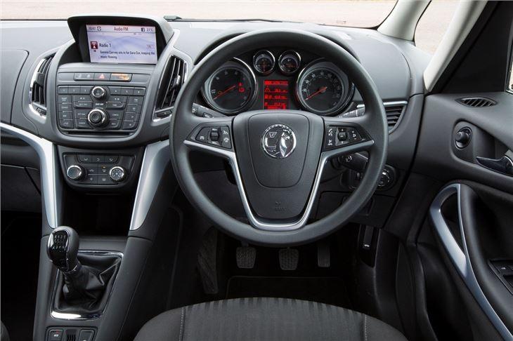 Opel Zafira 2011 Diesel >> Vauxhall Zafira Tourer 1.6 CDTi 2013 Road Test | Road Tests | Honest John