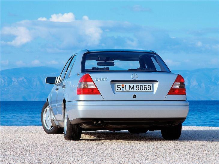 mercedes benz c class w202 classic car review honest john rh classics honestjohn co uk Used Mercedes-Benz C280 Mercedes C280 Back