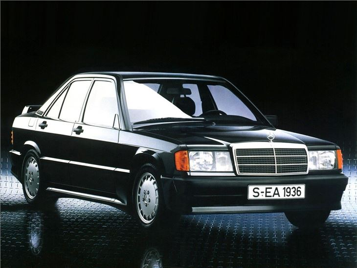 Mercedes-Benz 190E 2 3-16/2 5-16 - Classic Car Review | Honest John