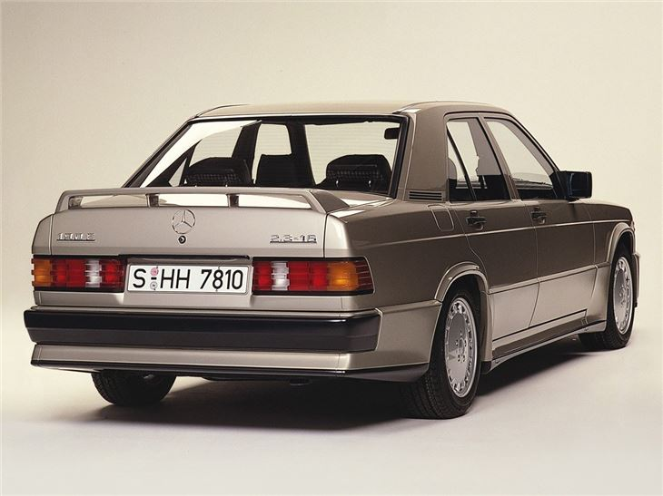 mercedes benz 190e 2 3 16 2 5 16 classic car review. Black Bedroom Furniture Sets. Home Design Ideas