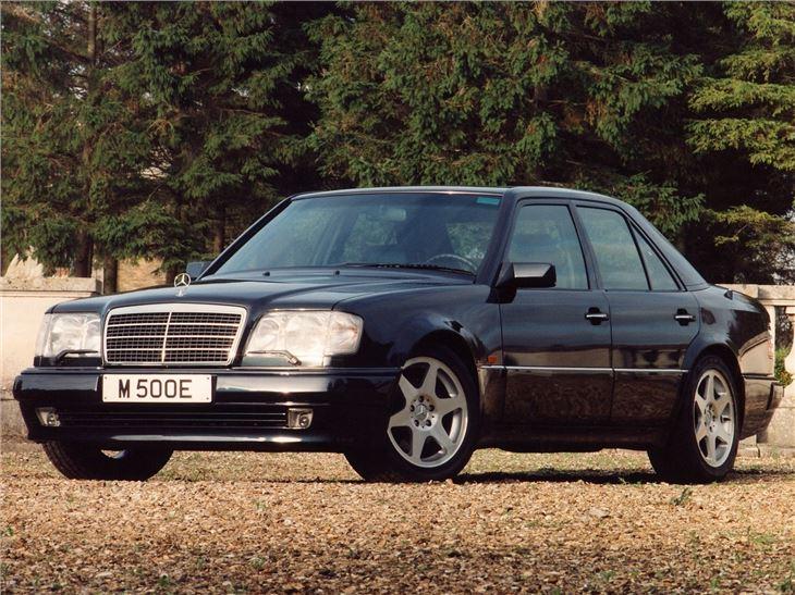 Mercedes-Benz 500E (W124) - Classic Car Review | Honest John