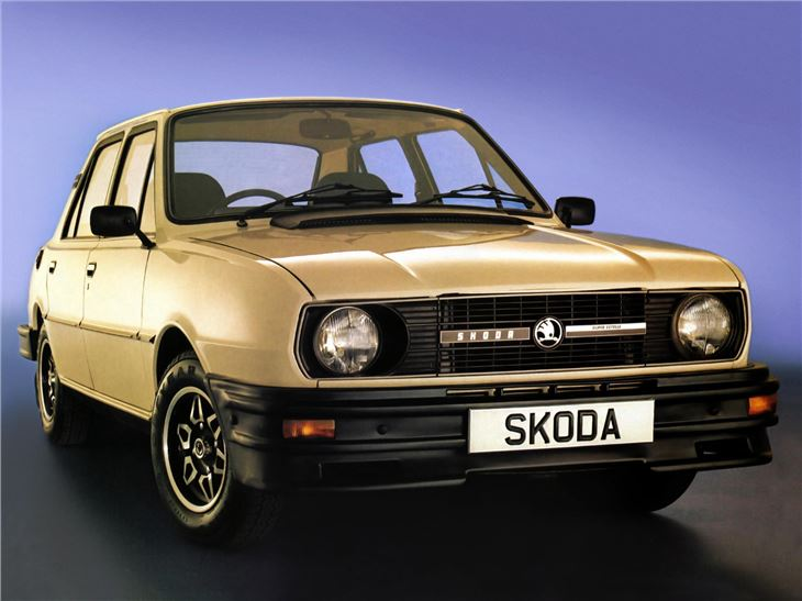 Skoda estelle 105 120 classic car review honest john for Garage skoda le bouscat