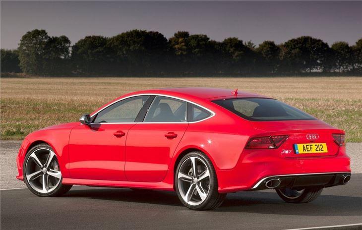 Audi RS7 2014 - Car Review