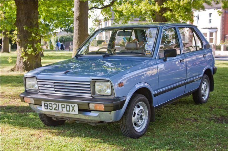 Suzuki Alto  Door
