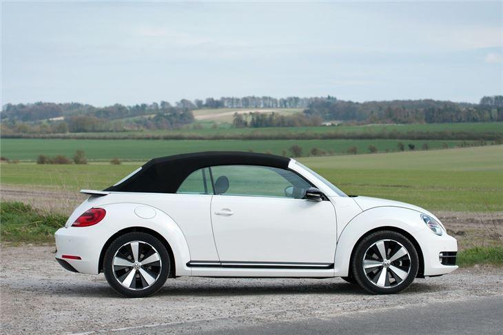 Volkswagen Beetle Cabriolet 2013 Car Review Honest John