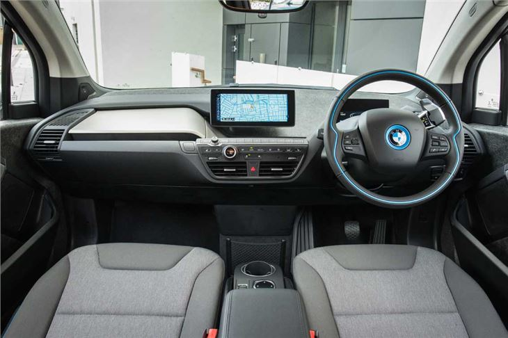 bmw i3 2013 car review honest john. Black Bedroom Furniture Sets. Home Design Ideas