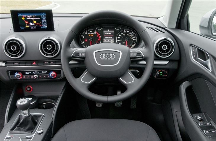 audi a3 sportback 2013 car review honest john. Black Bedroom Furniture Sets. Home Design Ideas