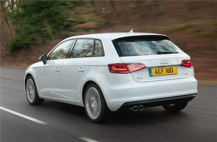 audi a3 sportback 2013 - car review | honest john