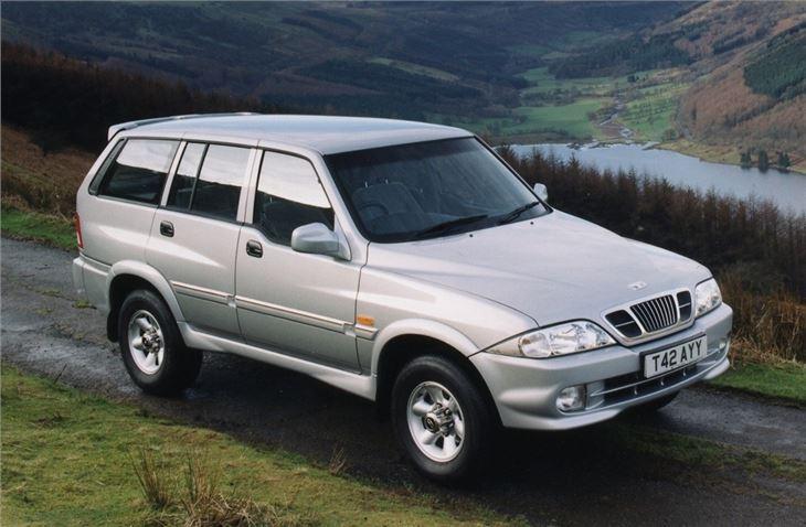 Daewoo Musso 4x4 1999 - Car Review | Honest John