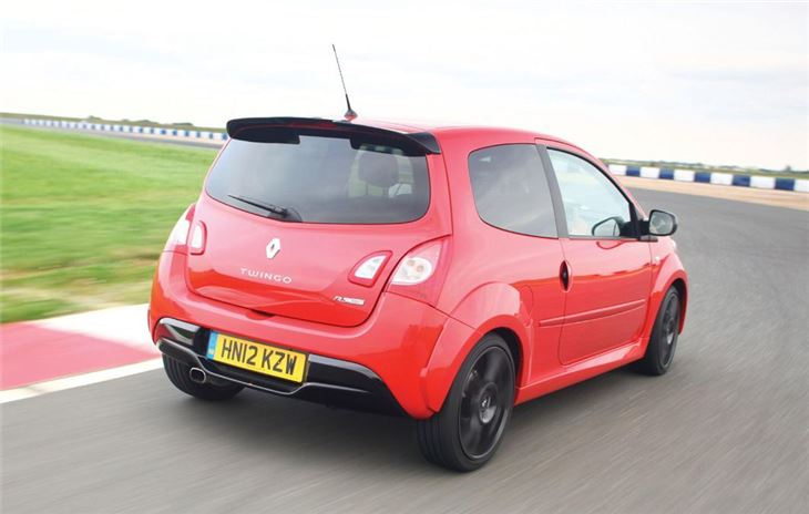 renault twingo renaultsport  car review honest john