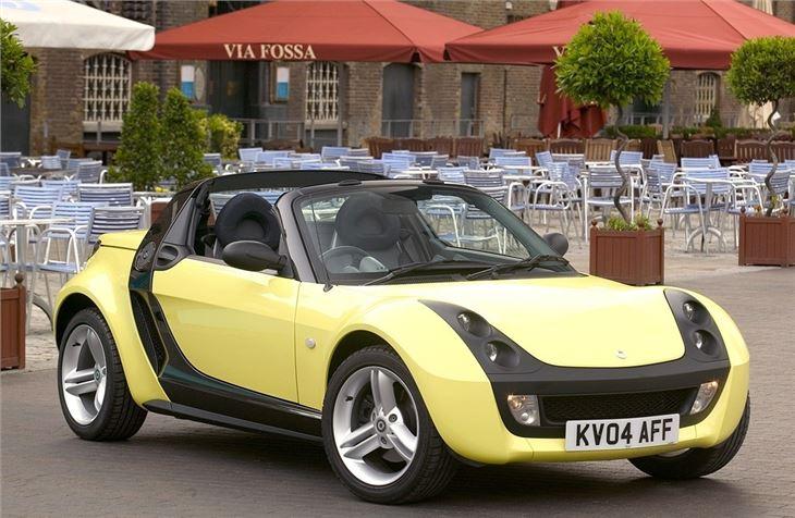 Smart Roadster 2003 - Car Review | Honest John