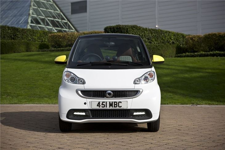 Smart Fortwo 2007 Car Review Honest John