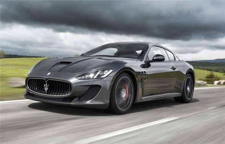 Maserati GranTurismo MC Stradale 2013 - Car Review ...