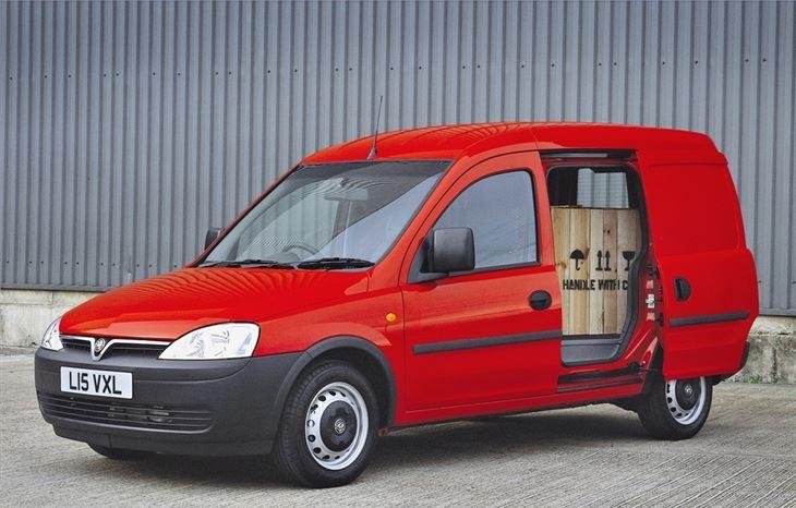 Vauxhall Combo 2002 Van Review Honest John