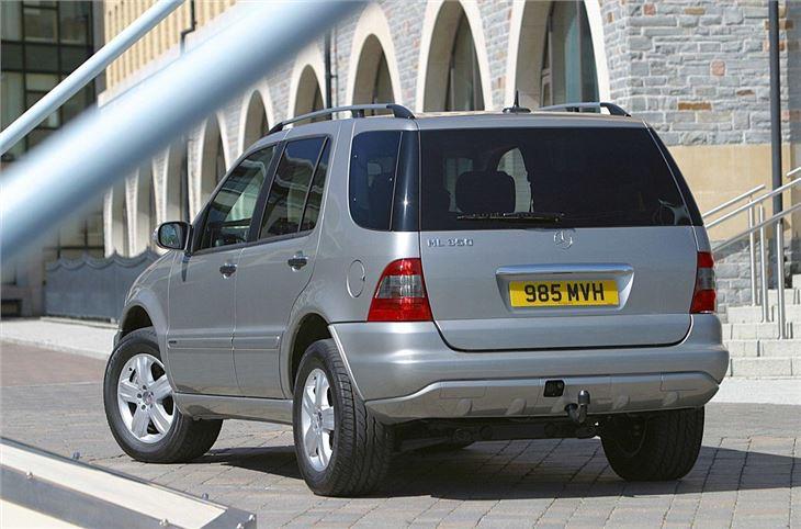 Mercedes Benz Ml Class 1998 Car Review Honest John