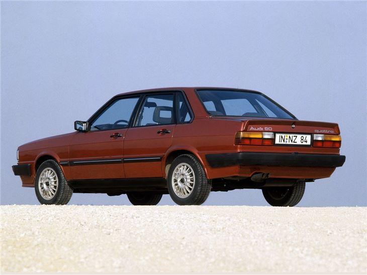 audi 80cd quattro b2 classic car review honest john. Black Bedroom Furniture Sets. Home Design Ideas