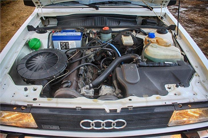 Audi 80cdquattro B2 Classic Car Review Honest John