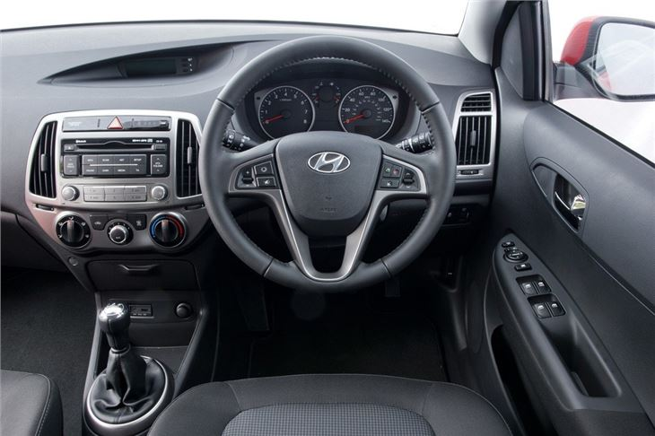 Hyundai I20 2009 Car Review Honest John