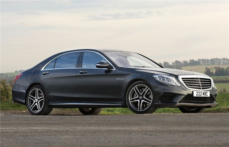 High Quality Mercedes Benz S Class (2014u2013)