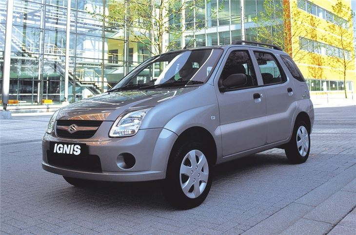 Suzuki Ignis 2003 Car Review Honest John