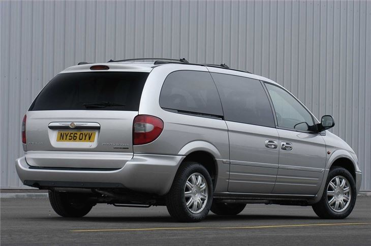 Chrysler Grand Voyager 2004 Car Review Honest John