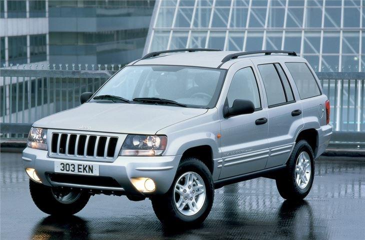 jeep grand cherokee 1999 car review honest john. Black Bedroom Furniture Sets. Home Design Ideas