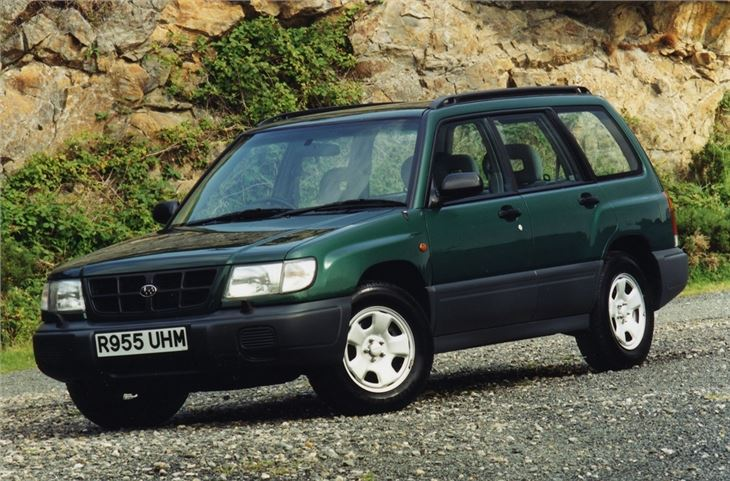 Subaru forester 1997 car review honest john introduction sciox Images